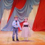 Защитников Отечества поздравили концертом в Бирюсинске