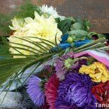 Нам пишут. Цветы от ребятишек учителя школы №5 отправили в мусорные баки
