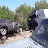 На трассе Р-255 в Тайшетском районе произошло крупное ДТП