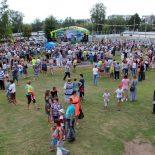 Бирюсинцы дружно и по-семейному отпраздновали День города. Фоторепортаж