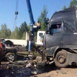 Число погибших в ДТП в Тайшетском районе выросло до двух человек. Ещё двое — в реанимации
