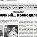 «Бирюсинская новь» получит из городского бюджета 342 000 рублей за лояльность