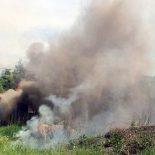В воскресенье деревню Бирюсу в Тайшетском районе спасли от пожара