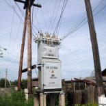 Жители Кондратьево Тайшетского района уже несколько дней сидят без электричества