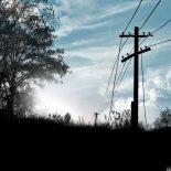 Тайшетский район с лучиной и лампадами. Падающие на провода деревья продолжают обесточивать целые населённые пункты