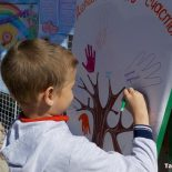 В Тайшете прошла акция «Согрей теплом детское сердце»