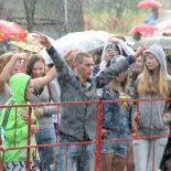 Танцы под дождём и зажигательная музыка: тайшетцы отмечают День города (фото и видео)