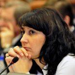 Перед жителями Чунского и Тайшетского районов о работе в 2016 году отчиталась Наталья Дикусарова