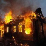 В Нижнеудинском районе три человека погибли в огне