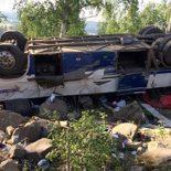 Свой последний техосмотр автобус, в котором погибли 14 человек, проходил в Тайшете