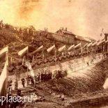 Как будущий император Николай II в Тайшетском районе ночь провёл