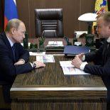 Два года назад Владимир Путин отправил в отставку иркутского губернатора Сергея Ерощенко