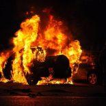 Как спасти свой автомобиль от пожара
