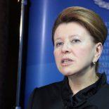 Умерла бывшая председатель Законодательного собрания Иркутской области Людмила Берлина