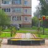 Трёхметровая скульптура греческой дамы украсит фонтан у администрации Тайшета