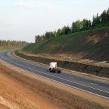 На капитальный ремонт федеральной трассы «Сибирь» в Тайшетском районе потратят 263 миллиона рублей
