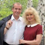 По заветам Ильича? Супруга Сергея Левченко стала одной из самых богатых жён российских губернаторов