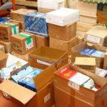 Пять тонн гуманитарной помощи собрали иркутяне для погорельцев Тайшетского и Чунского районов