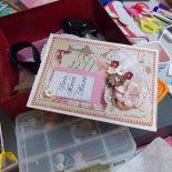 В Тайшете прошёл мастер-класс по изготовлению поздравительных открыток ко Дню матери