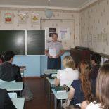 Сотрудники СИЗО-3 провели встречу с бирюсинскими школьниками