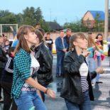 На праздновании Дня посёлка в Квитке яблоку было негде упасть. Фото и видео