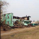 Ещё одно историческое здание в Тайшете скоро сотрут с лица земли