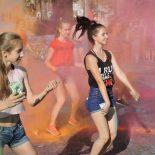 Яркие краски и море позитива: Тайшет празднует День молодёжи