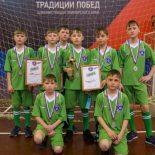 Команда из Чунского района стала серебряным призером полуфинала футбольного турнира «Будущее зависит от тебя»