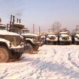 Крутую операцию по задержанию чёрных лесорубов провели силовики в Нижнеудинском районе