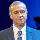 Губернатор Левченко не пойдёт в президенты