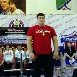 Спортсмен из Бирюсинска Никита Лесковец удачно выступил на первенстве Мира по жиму лёжа