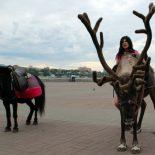 На чём ездят жители Иркутска. Неожиданный взгляд через объектив