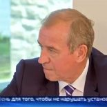 Как президент Путин губернатора Левченко принародно «причесал»