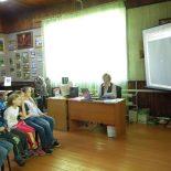 В Бирюсинске прошла акция «Ночь в музее»