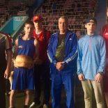 Тайшетский боксёр принял участие в Первенстве России среди юниоров