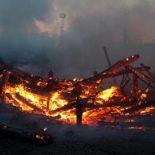 В Чуне семерых лесозаготовителей оштрафовали на полмиллиона за сжигание отходов
