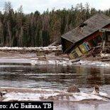 12 лет назад в Тайшетском районе под глыбами льда погибла деревня Патриха