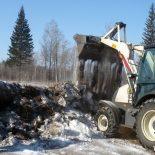 В Тайшетском районе сегодня замуровали ледовую переправу через Бирюсу