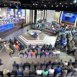 Стенограмма и видео «Прямой линии» с Владимиром Путиным 2017