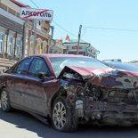 Парад нетрезвых водителей прошел в Иркутске (фото)