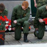 Радость, слёзы, гордость, память… Посёлок Квиток отпраздновал День Победы