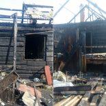 В Зиме при пожаре погибли четыре человека
