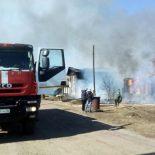 В Тайшетском районе 24 апреля зарегистрирована 21 термоточка. У пожарных не хватает техники и рук