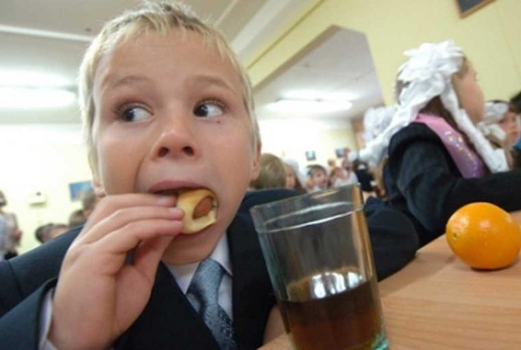 Вопросами бесплатного питания в школах займётся специальная группа