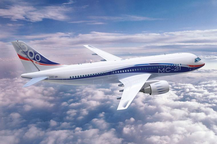 Иркутский пассажирский лайнер МС-21 взмоет в небо через несколько месяцев
