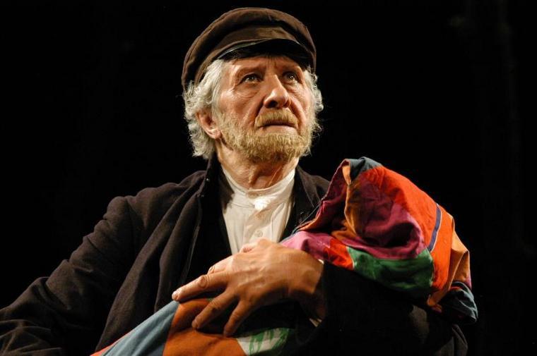 Народный артист РСФСР, актёр драмтеатра Иркутска Виталий Венгер умер в возрасте 89 лет